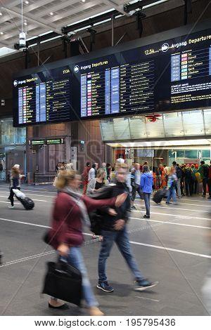 Oslo Station