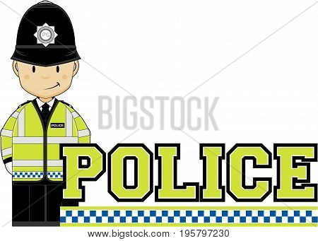 P Is For Policeman 93