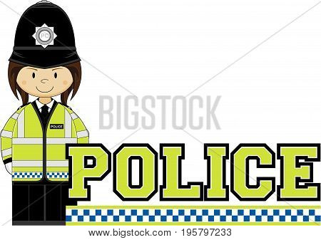 P Is For Policeman 94