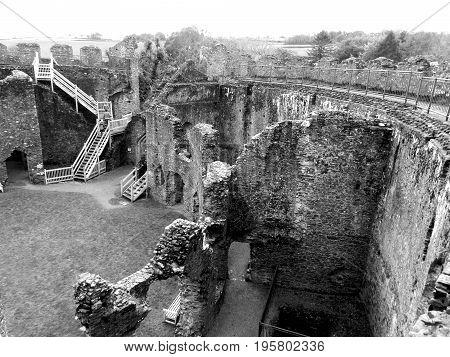 Restormel Castle - a 13th Century Castle