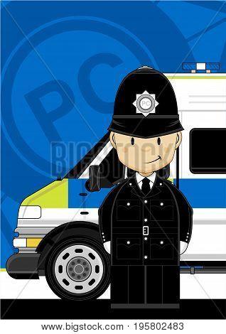 British Policeman 35