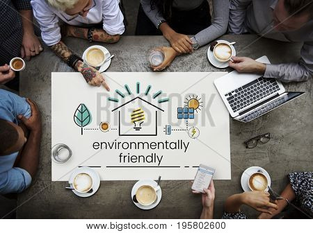 Environment Sustainability Eco Friendly Concept