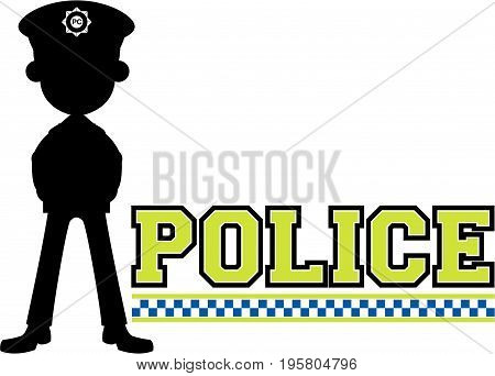 P Is For Policeman 113