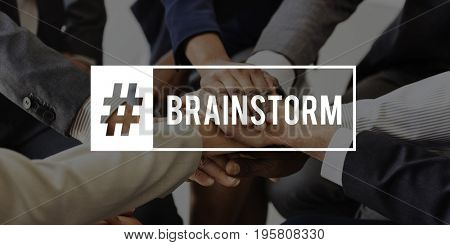 Discussion Brainstorm Business Meeting Briefing