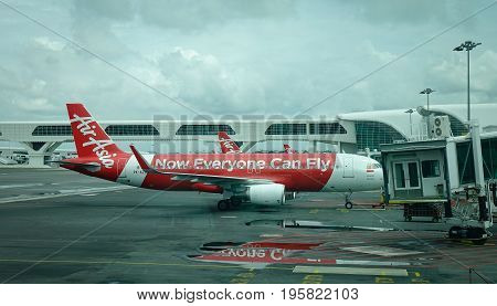Kuala Lumpur International Airport - Klia2