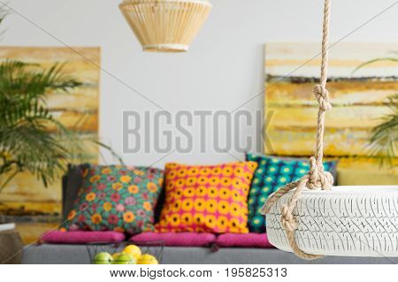 Pillows In Room