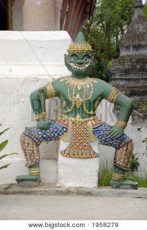 Buddhistic God