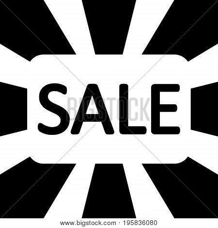 Store sale background banner design. Vector illustration.