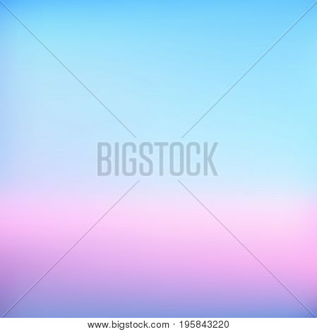 Abstract colorful blurred vector background. Element for your website or presentation.