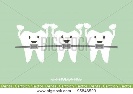 Orthodontics Teeth Or Dental Braces