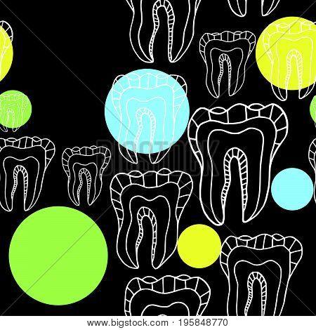 Teeth Pattern