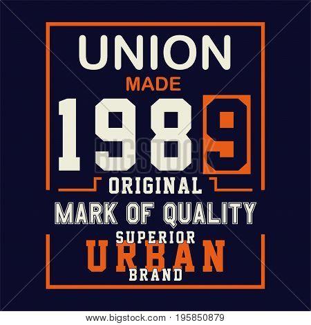 graphic design ORIGINAL for shirt and print