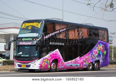 Travel Bus For Rent To Travel Of Natthapong Tour