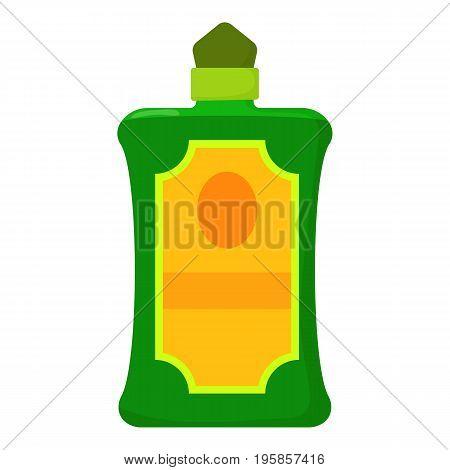 Vermouth icon. Cartoon illustration of vermouth vector icon for web
