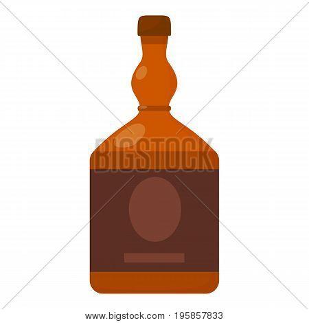 Cognac icon. Cartoon illustration of cognac vector icon for web