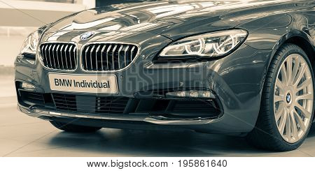 Exclusive Model Of Bmw Individual Special Deluxe Edition