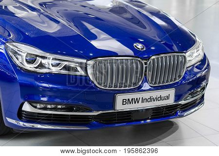 New Turbo Charged Powerful Model Bmw Individual Car