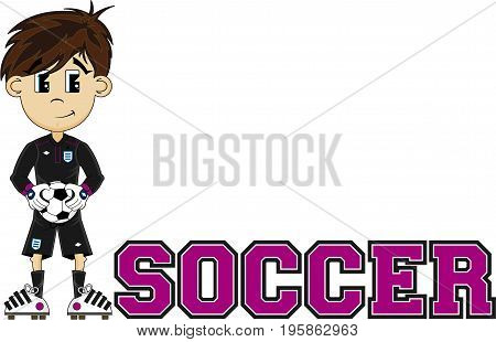 S Is For Soccer 7