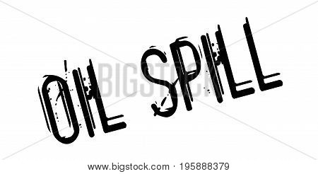 Oil Spill rubber stamp. Grunge design with dust scratches. Effects can be easily removed for a clean, crisp look. Color is easily changed.