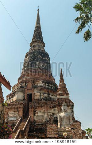Popular Sightseeing Wat Yai Chai Mongkhon