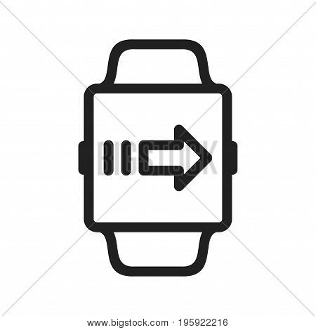 Data, files, sharing icon vector image. Can also be used for Smart Watch. Suitable for mobile apps, web apps and print media.