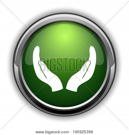Protecting Hands Icon0