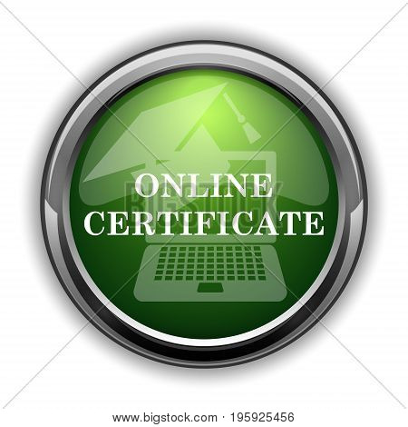 Online Certificate Icon0