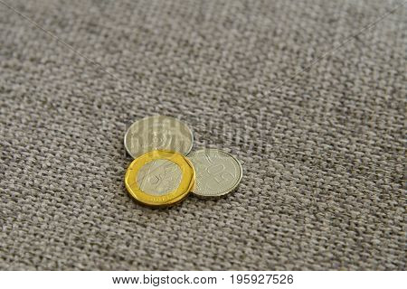 Singapore Dollar Coins