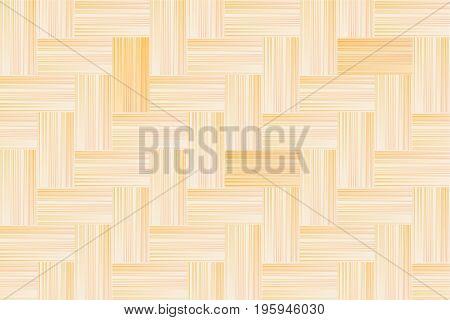 Wooden texture seamless pattern. Parquet background. Vector illustration