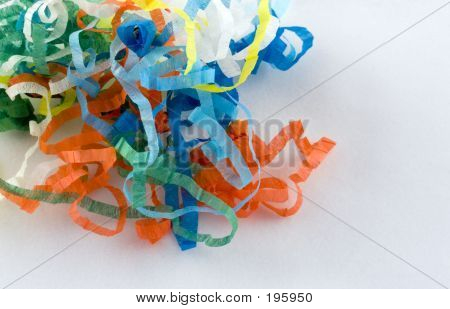 Party Popper Streamers