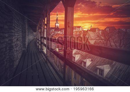 Tallinn - The Capital Of Estonia