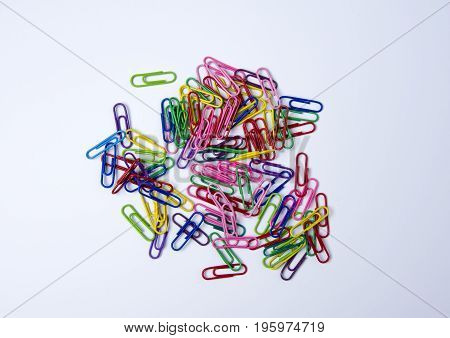 Paper clips are needed for fasten papers