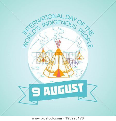 9 August  Indigenous People