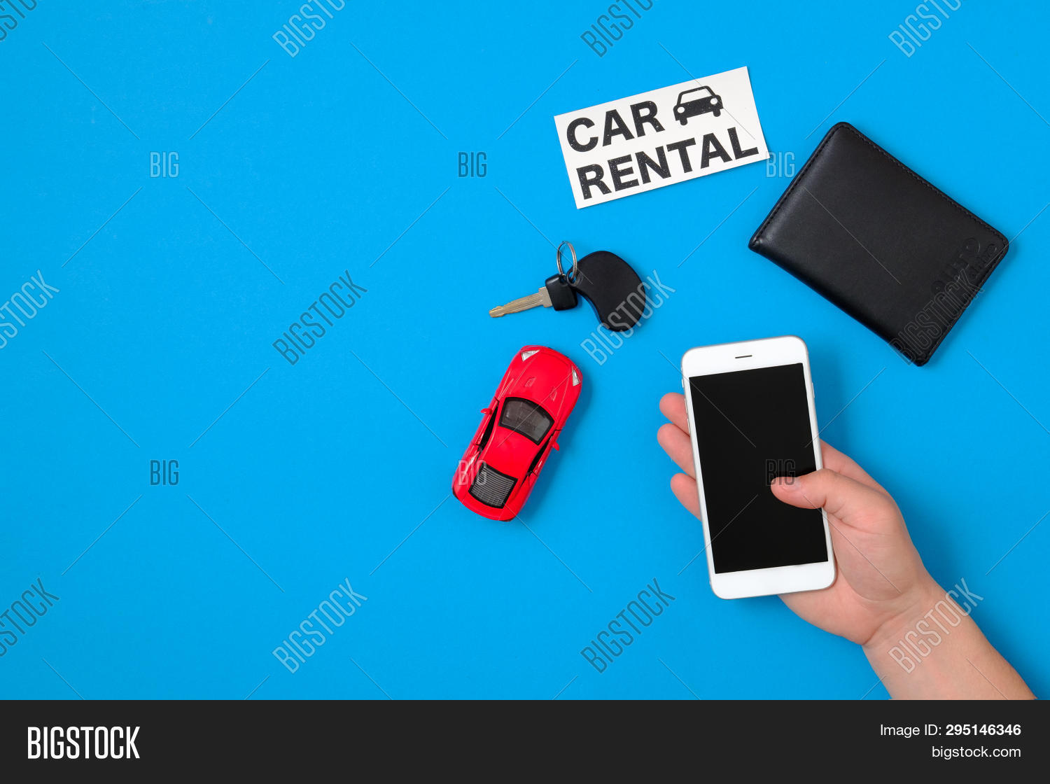 Car Rental App Concept Image & Photo (Free Trial) | Bigstock