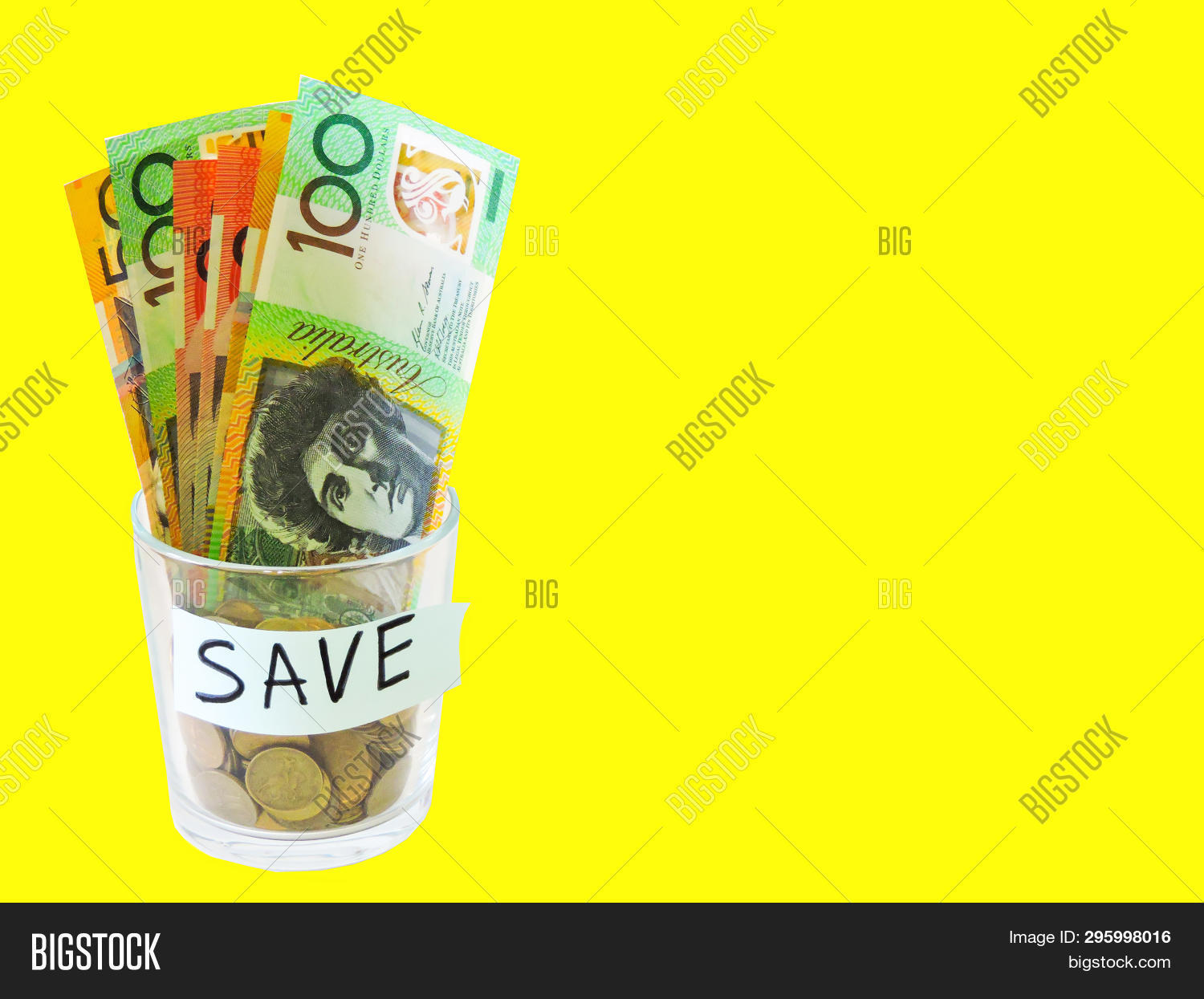 Australian Money Image Photo Free