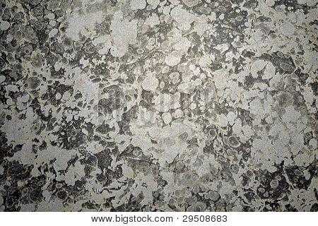 black silver texture