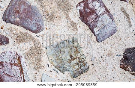 Stone Wall Texture Photo. Stone Wall Texture Photo Stone Background