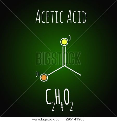 Acetic Acid, Ethanoic Acid, Is The Second Simplest Carboxylic Acid Formula, An Important Industrial