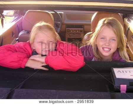 Girl, Friends Travel