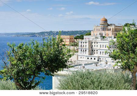 Splendid Villa On The Italian Coast