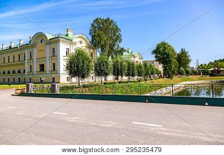 Saint Petersburg, Russia - August 9, 2018: State Complex