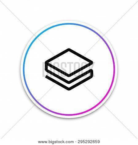 Cryptocurrency Coin Stratis Strat Icon On White Background. Physical Bit Coin. Digital Currency. Alt