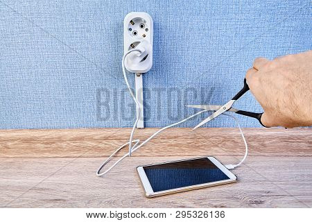 Safety Of Leaving Our Cell Phones Plugged Into The Charge Once Theyre Fully Charged. Danger For The