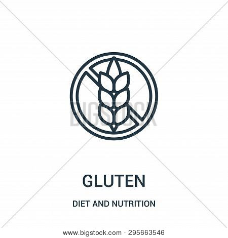 Gluten Free Icons Images, Illustrations & Vectors (Free