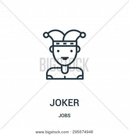 Joker Icon Isolated Vector & Photo (Free Trial) | Bigstock