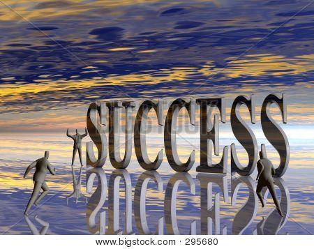 A prazo, a concorrência para o sucesso.