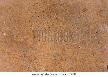 Grungy Rusty Metal Texture For Background, Stock Photo