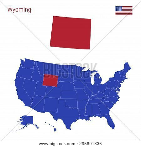State Wyoming Vector & Photo (Free Trial)   Bigstock