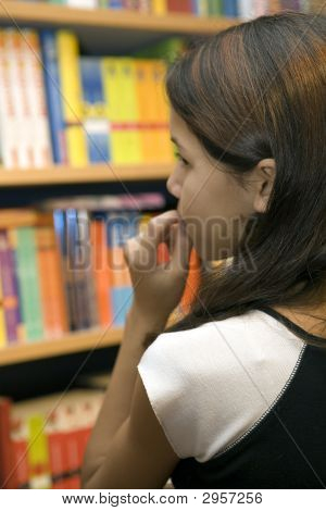 Teen Wants To Buy Books