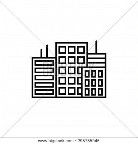 Building Icon Vector Photo Free Trial Bigstock